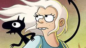 DISENCHANTMENT: Part 3 Of Netflix's Animated Fantasy Series Is Now Streaming