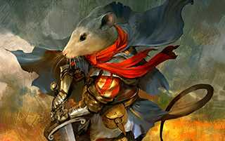 As Netflix Acquires the REDWALL Book Series For Animation, It Heats Up The Competition With Disney