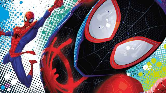 The Full Script For SPIDER-MAN: INTO THE SPIDER-VERSE Is Now
