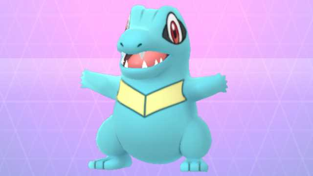 Get Yourself A Shiny Totodile As Pokemon Go S First Community Day Of 2019 Has Arrived Pokédex entry for #158 totodile containing stats, moves learned, evolution chain, location and totodile is a water type pokémon introduced in generation 2. yourself a shiny totodile as pokemon