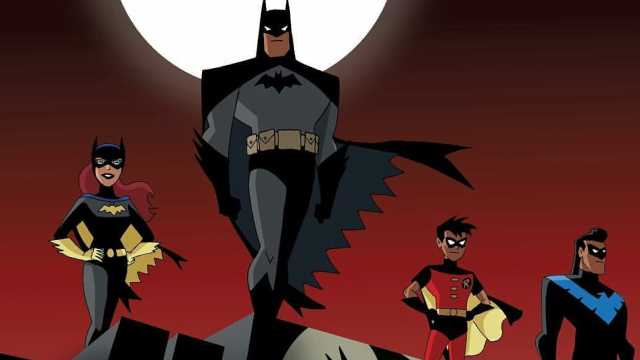 Both The Batman The New Batman Adventures Animated Series Are Now Available To Stream On Dc Universe