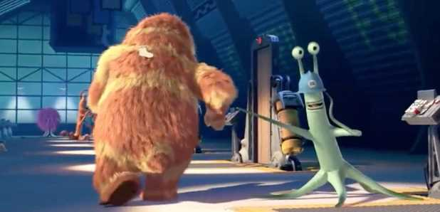 Fans Of The Pixar Film MONSTERS INC  Celebrate 2319 Day