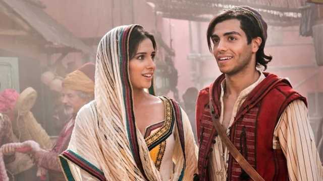 Disney's ALADDIN Live-Action Adaptation To Receive First