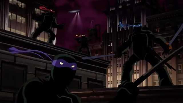 Batman Vs Teenage Mutant Ninja Turtles Animated Movie Gets Action Packed First Trailer