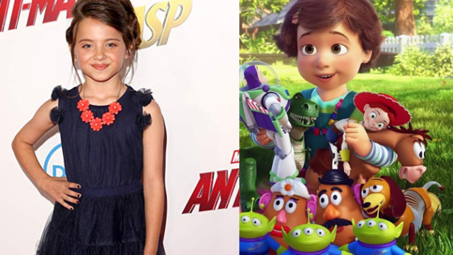 TOY STORY 4 Casts ANT-MAN AND THE WASP Actress Madeleine ...