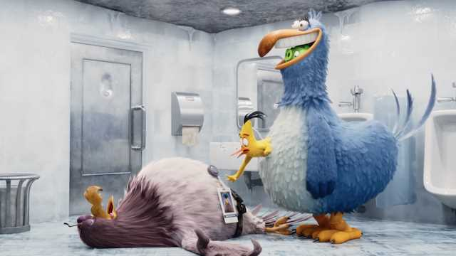 THE ANGRY BIRDS MOVIE 2 Gets An Official Release Trailer