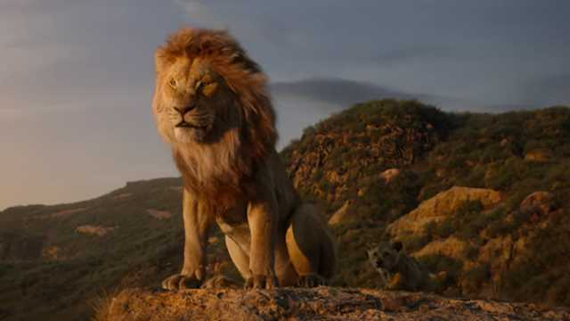 the lion king official trailer brings the african savannah
