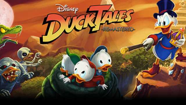 VIDEO GAMES: DUCKTALES: REMASTERED Has Farewell Sale Before Leaving