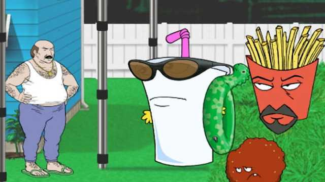 Adult Swim Pulls Controversial BOONDOCKS And AQUA TEEN HUNGER FORCE Episodes From Streaming