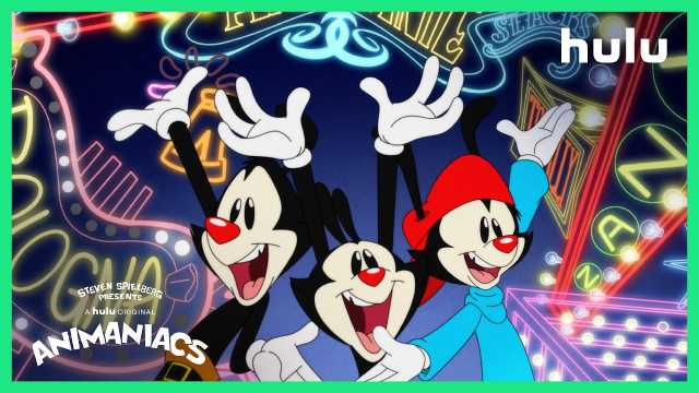 'Animaniacs' Trailer: Come for the Zany, Stay for the Brainy