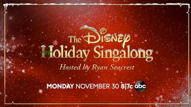 THE DISNEY HOLIDAY SINGALONG: BTS, Michael Bublé And Katy Perry Among Celebrities Spreading Festive Cheer