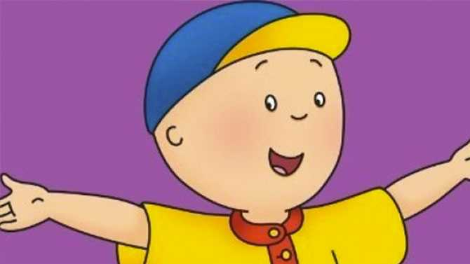 PBS Kids Cancels Long-Running Controversial Educational Cartoon CAILLOU