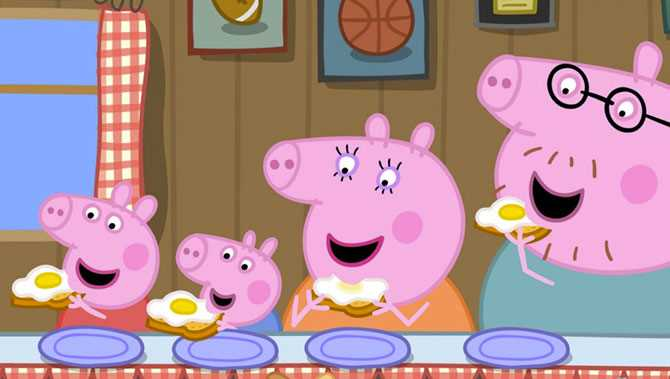 PEPPA PIG Is Coming To America In A Four-Part Nickelodeon Special Airing This March