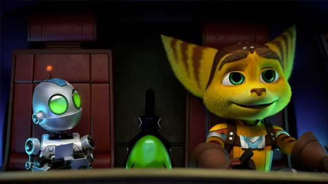 RATCHET & CLANK Animated Short Debuts On Canada's Crave; Unrelated To Upcoming PS5 Game RIFT APART