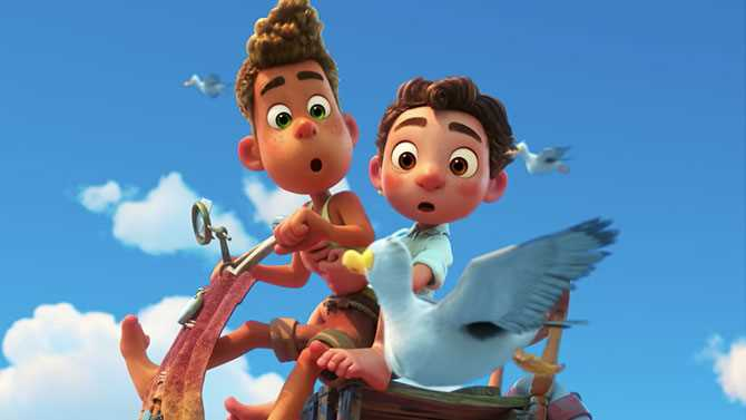 LUCA: First Trailer For Disney Pixar's Next Movie Teases A Summer Like Never Before