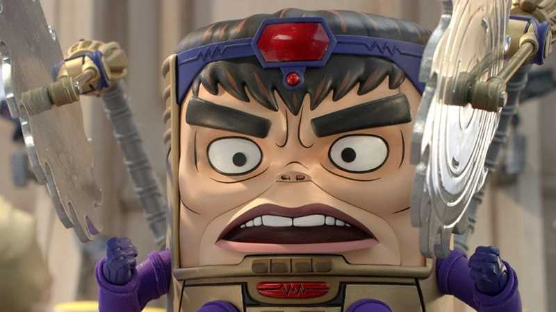 Hulu Issues A Trailer And Release Date for Marvel's Animated Series M.O.D.O.K. — It's Gonna Be A Weird One