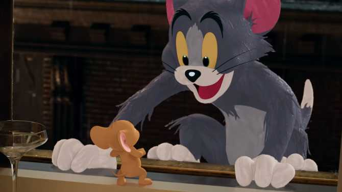 TOM & JERRY Hits Theaters And HBO Max Today; Initial Reviews Are Not So Great