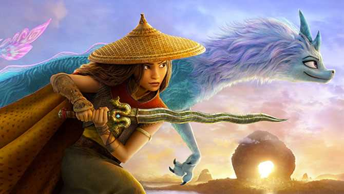 RAYA AND THE LAST DRAGON: Release Date, Where And How To Watch Disney's CG-Animated Fantasy Adventure