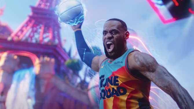 SPACE JAM: A NEW LEGACY's First Trailer Is A Slam Dunk Filled With Epic Crossovers And Fun Nostalgia
