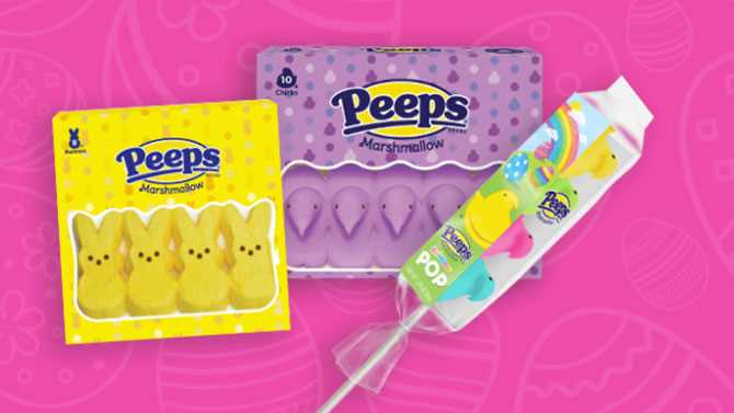 PEEPS: Animated Movie Based On Famed Marshmallow Easter Candy In Development From Wonder Street