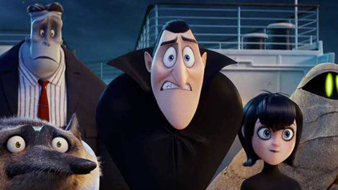 HOTEL TRANSYLVANIA: TRANSFORMANIA: Sony Pushes Up The Release Date Of Comedy Franchise's Fourth Film