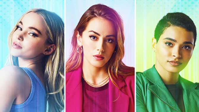 POWERPUFF: First Look At Chloe Bennet, Dove Cameron And Yana Perrault In The CW's Live-Action Series