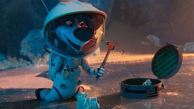 SPACE DOGS: TROPICAL ADVENTURE Exclusive Interview With Mike Disa On The Newest Belka & Strelka Adventure