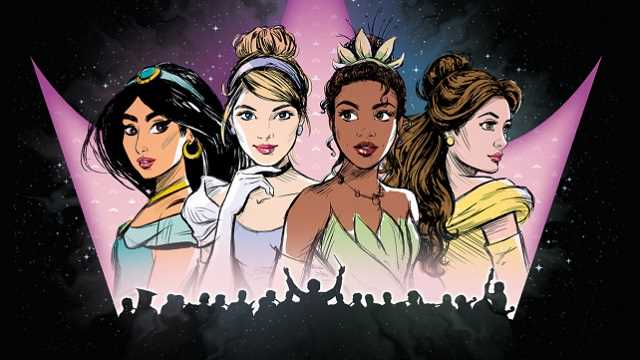 DISNEY PRINCESS - THE CONCERT Kicks Off Nationwide Tour In November Featuring Dozens Of Disney Princess Songs