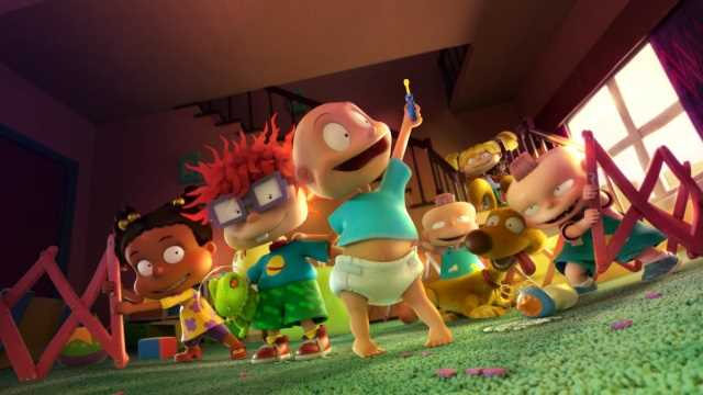 RUGRATS: The Original Cast Reprises Their Roles In New CGI Animation Revival Out This Month