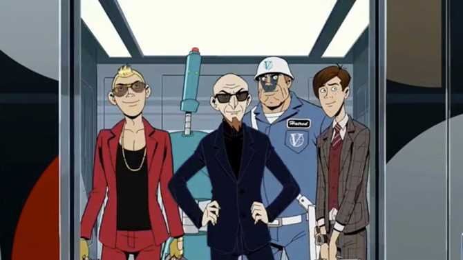 Adult Swim Announces AQUA TEEN HUNGER FORCE, METALOCALYPSE, And THE VENTURE BROS. Movies