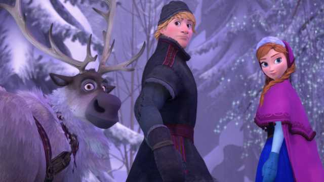 Also not Frozen and tangled combined